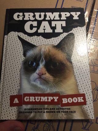 Grumpy cut book