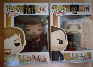 Pack Funko Pop The Walking Dead