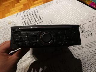Radio y sistema Nac Wave 3 Peugeot, Citroën