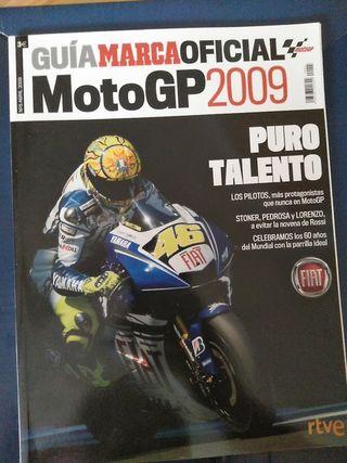 guía Marca moto GP 2009