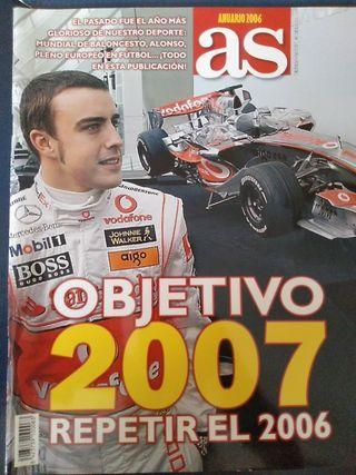 anuario AS resumen deportivo año 2006