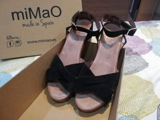 Zapatos marca Mimao talla 38 en perfecto estado