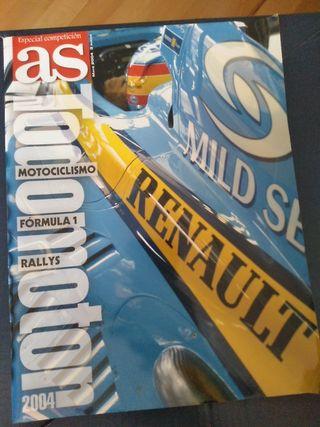 guía motor AS 2004