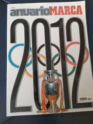 anuario Marca 2012