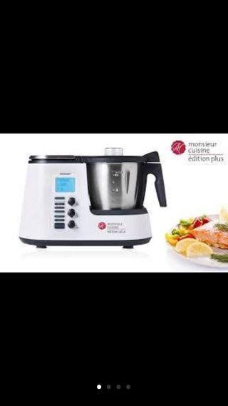 Robot cocina monsieur cuisine