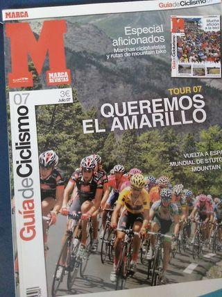 guía ciclismo Marca 2007