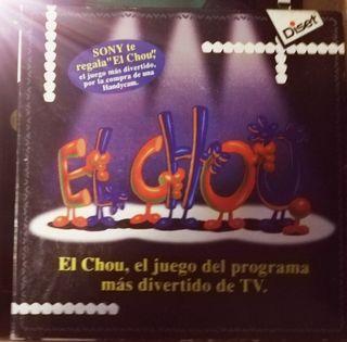 Juego de Mesa El Chou de la Tv
