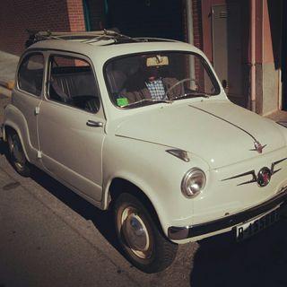 Cambio por Fiat 500 clásico