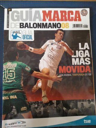 Guía Marca balonmano 2007-2008