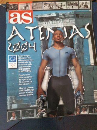 guía As JJOO Atenas 2004