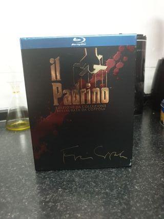 El Padrino edición coleccionista Blu Ray