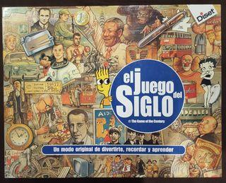 EL JUEGO DEL SIGLO [JUEGO DE MESA] - DISET
