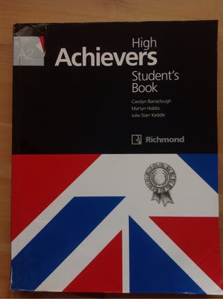 Students Book A2. Achievers Richmond