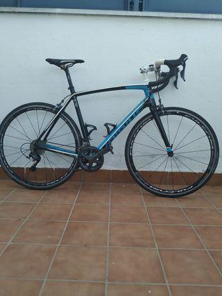 bicicleta Carbono Haibike Challenge 8.30