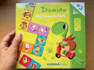 dominó infantil piezas grandes