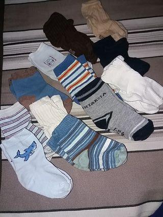 pack 12 calcetines n.21-22