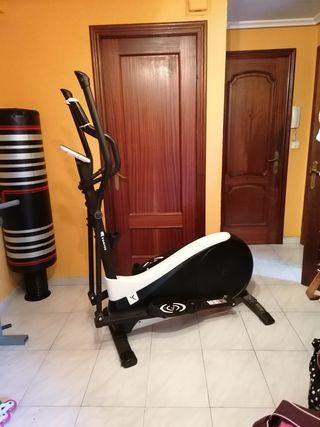 Bicicleta eliptica domyos VE 710