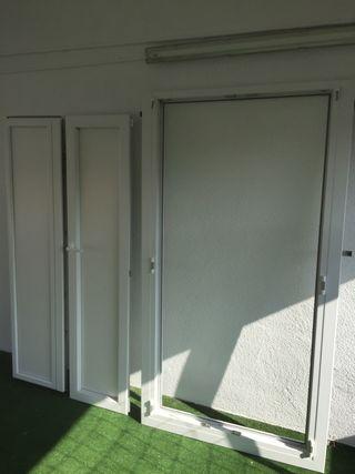 Armario / puertas PVC