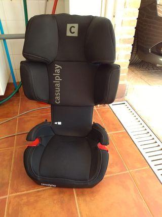 silla de coche grupo 2-3 Casualplay