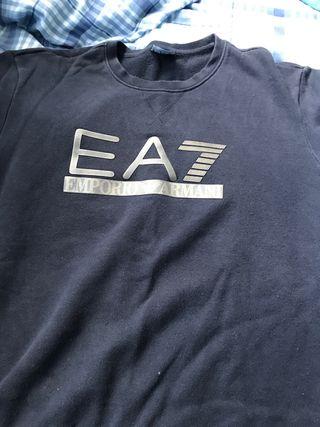Ea7 jumper