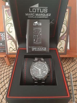 Lotus Reloj Edición Especial Marc Márquez