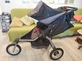 Carro de niño para correr Bob Revolution