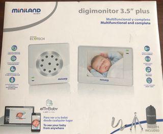 Cámara Miniland baby