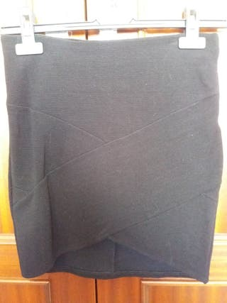Falda de licra