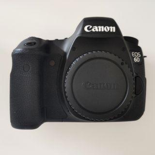 EQUIPO FOTOGRAFÍA + CANON EOS 6D. FULL FRAME.