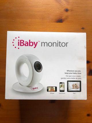 iBaby monitor vigilabebés NUEVO
