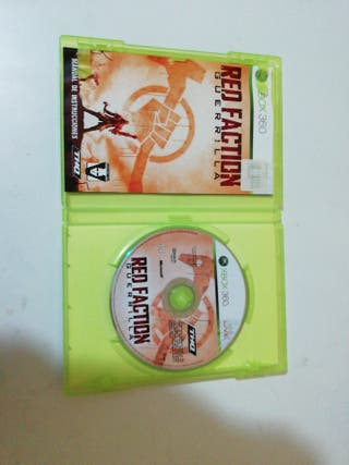 Red faction guerrilla xbox 360