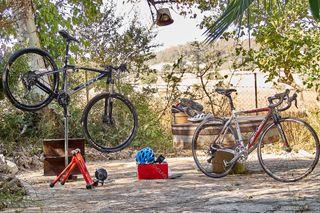 Bicicletas inicio modo competición