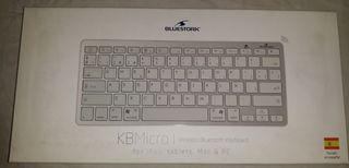 Teclado bluetooth BlueStork BS-KB-Micro/BT/SP