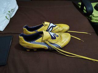 Botas de fútbol Puma de piel