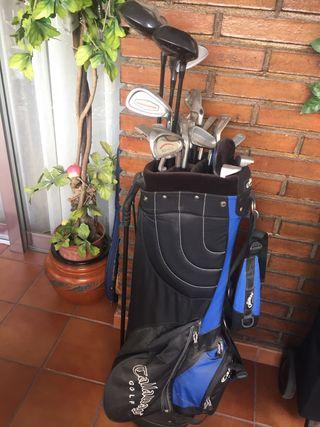Palos de Golf + Bolsa Callaway