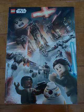 Posters Lego Star Wars 42x30 cm