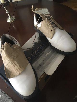 Zapatos de golf n 39