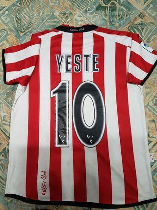 Se vende Camiseta Oficial Athletic Yeste