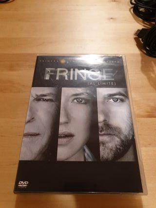 serie Fringe (al limite) 1 Temporada
