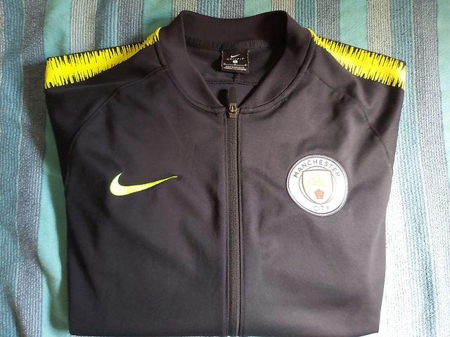 Chaqueta Manchester City Talla M