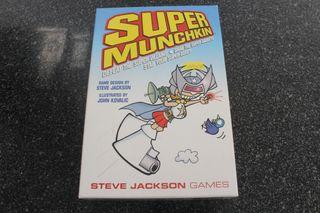 Steve Jackson Games : Super Munchkin