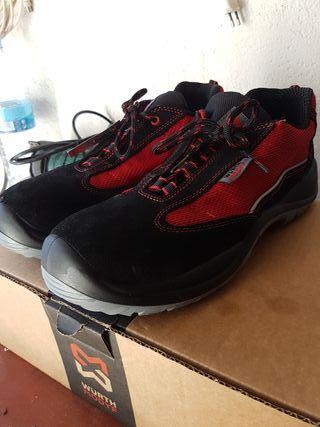 Zapatos de seguridad Wurth Modyf