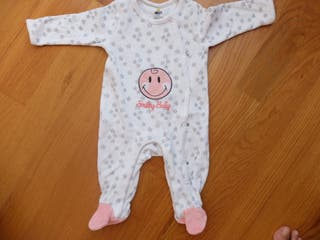 Pijama bebe niña (ORCHESTRA 6m)