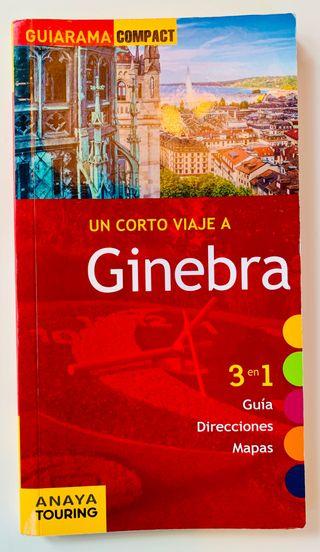 """Guia viaje """"Ginebra"""""""