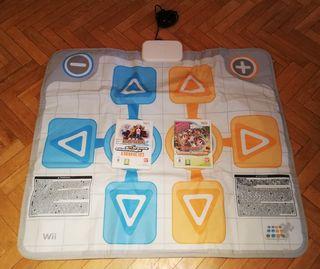 Family Trainer Wii ( 2 juegos + alfombra de juego)