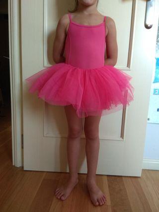Tutú ballet 4 años