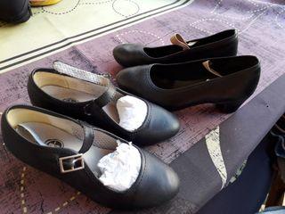 Zapatos baile niña