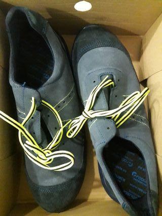 zapatos de seguridad 45 (a estrenar)