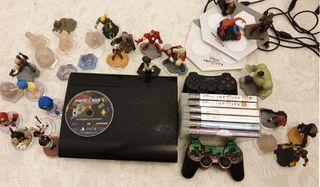 PS3 en perfecto estado + accesorios