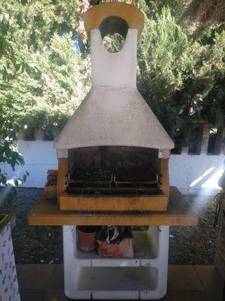 Barbacoa prefabricada Jardín